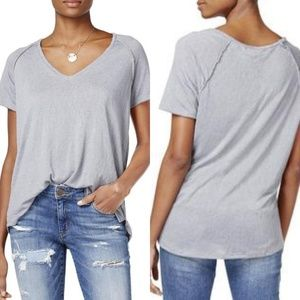Emmylou Tshirt Blue Slate